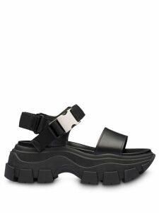 Prada Block sandals - Black