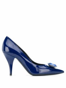 Casadei Crazy Diamond Visione pumps - Blue
