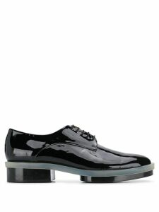 Clergerie Roma lace-up shoes - Black