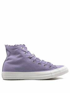 Converse CTAS HI top sneakers - Purple