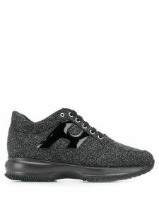 Hogan Interactive H sneakers - Black