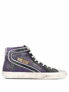 Golden Goose Slide sneakers - Purple