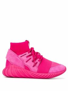 Adidas Adidas Originals Tubular Doom Primeknit sneakers - Pink