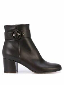 Gianvito Rossi classic ankle boots - Black