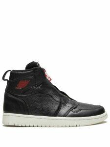 Jordan air jordan 1 zip prem sneakers - Black