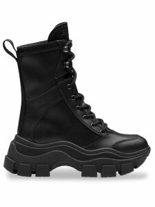 Prada Block hi-top sneakers - Black