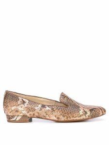 Sam Edelman Jordy loafers - Brown