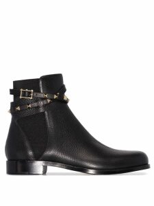 Valentino Valentino Garavani Chelsea boots - Black