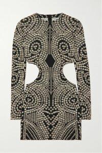 Balenciaga - Track 2 Logo-detailed Mesh And Rubber Sneakers - Gray