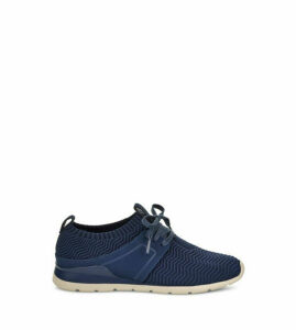 UGG Willows Trainer Womens Trainers Navy 5