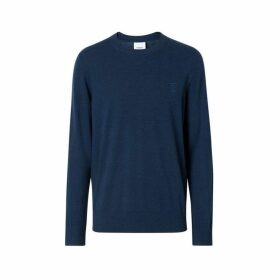 Burberry Monogram Motif Cashmere Sweater