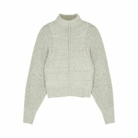 Isabel Marant Edilon Stone Wool-blend Jumper