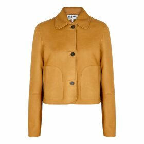Kenzo Black Tiger-embroidered T-shirt Dress
