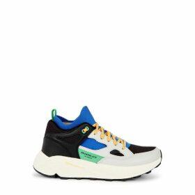 Brandblack Aura Paneled Sneakers