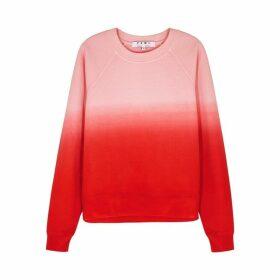 Proenza Schouler Degradé Cotton Sweatshirt