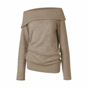 Care By Me Sif Sweater Dark Sand