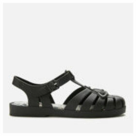 Vivienne Westwood for Melissa Women's Possession Flat Sandals - Black Matt Orb - UK 8 - Black