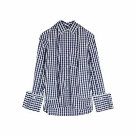 JW Anderson Checked Cotton Shirt