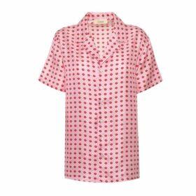 Lisou Victoire Silk Printed Shirt