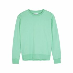 COLORFUL STANDARD Mint Organic Cotton Sweatshirt