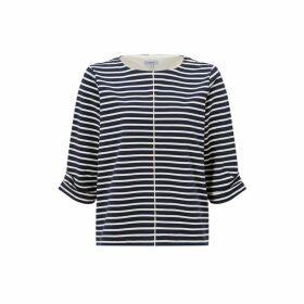 Jigsaw Breton Stripe Top