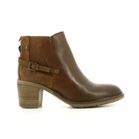 Pionier Leather Ankle Boots
