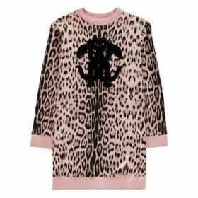 Roberto Cavalli Lapped Sweatshirt