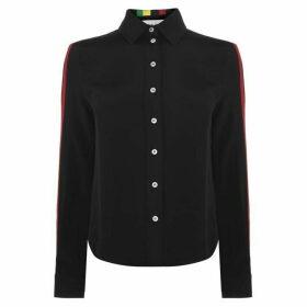 Serena Bute Silk Shirt