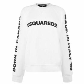 DSquared2 Cool Fit Logo Sweater