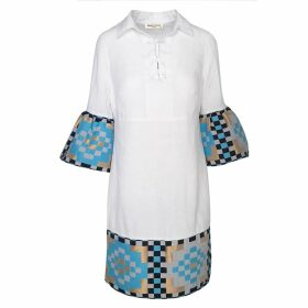 Riley Studio - 'Human Kind' Classic Sweatshirt In Grey