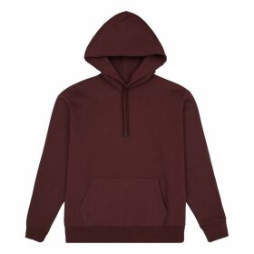 Riley Studio - Classic Hoodie In Mulberry