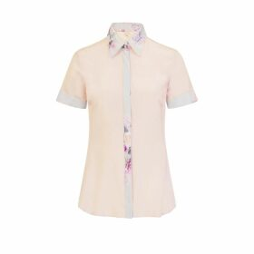 Florence Bridge - Embroidered Cowboy Shirt Black