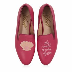 Cove - Tabitha Pink Cotton Cashmere Tee