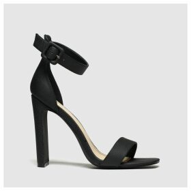 Schuh Black Secret Crush High Heels