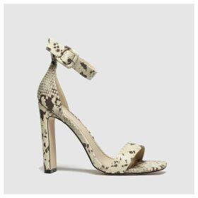 Schuh Natural Secret Crush High Heels