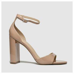Schuh Natural Sparkler High Heels