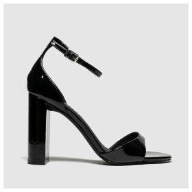 Schuh Black Sparkler High Heels