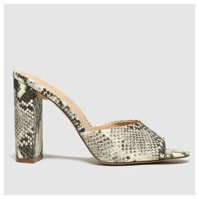Schuh Natural In The Know High Heels
