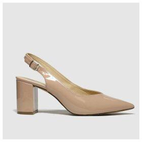 Schuh Natural Beam Low Heels