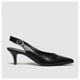 Schuh Black Impression Low Heels