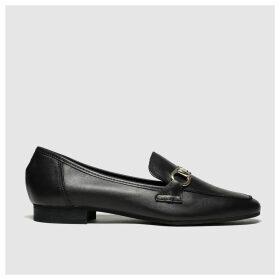 Schuh Black Reflection Flat Shoes