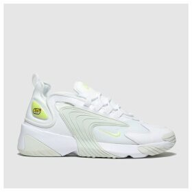 Nike White Zoom 2k Trainers