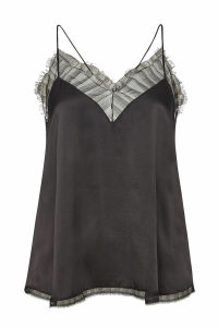 Iro Berwyn Silk Camisole with Lace