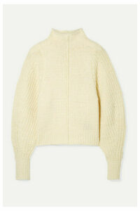 Isabel Marant - Edilon Wool-blend Turtleneck Sweater - Ecru