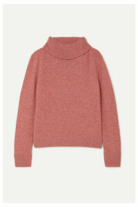Brock Collection - Cashmere Turtleneck Sweater - Pink
