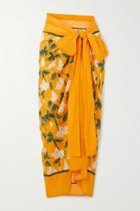 Nili Lotan - Kendra Cashmere Sweater - Camel