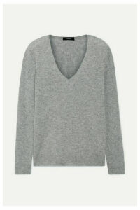 Theory - Adrianna Cashmere Sweater - Gray