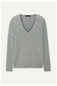 Theory - Adrianna Cashmere Sweater - Gray