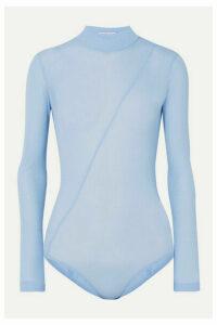 REJINA PYO - Jesse Jersey Bodysuit - Sky blue