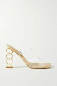 NICHOLAS - Cropped Leopard-print Tencel-blend Slim-leg Pants - Leopard print
